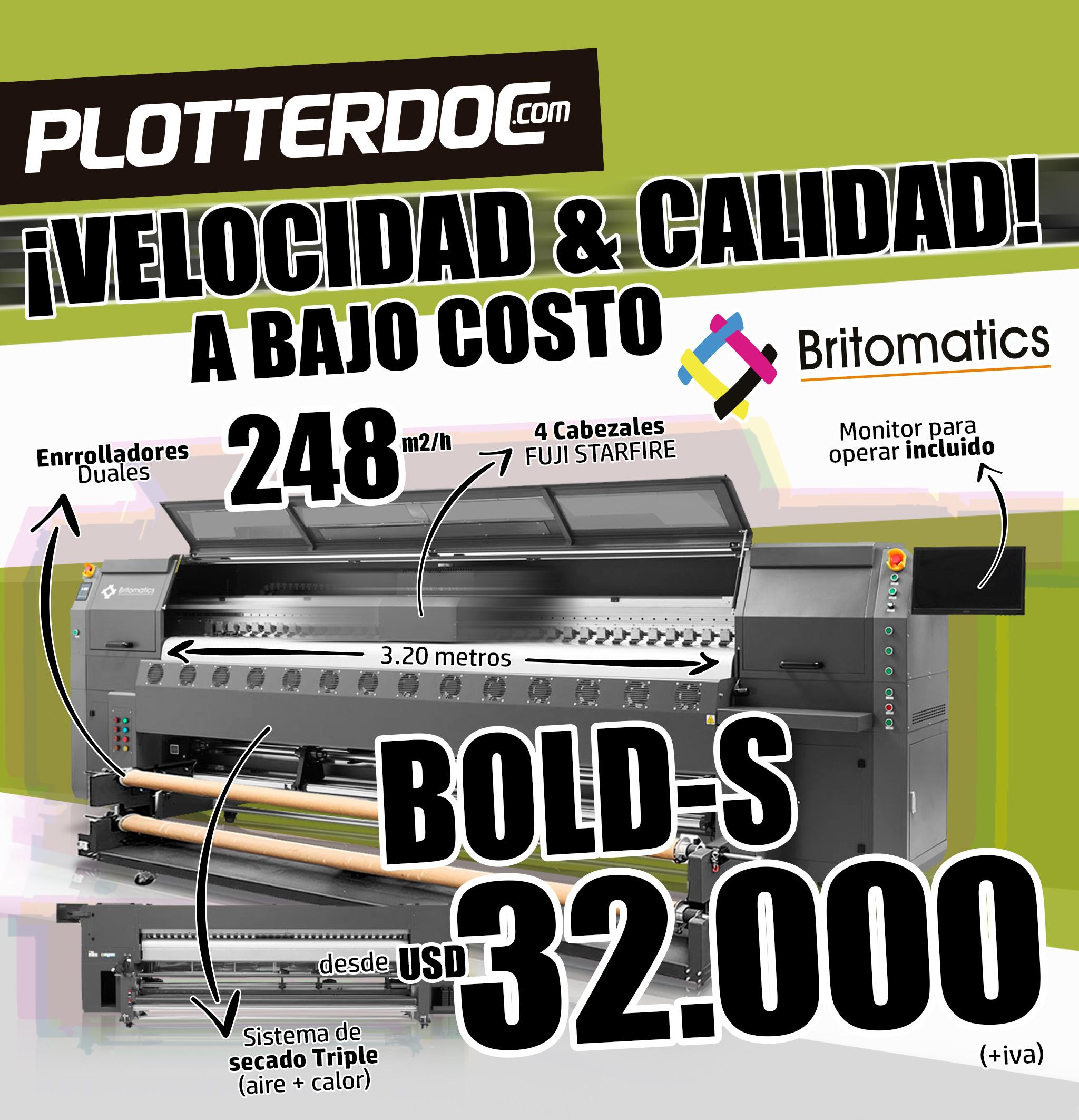 ¡Imprimí con velocidad, calidad, y bajo costo