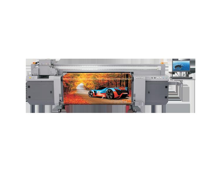 Handtop equipo UV híbrido  HR4 1,6mts