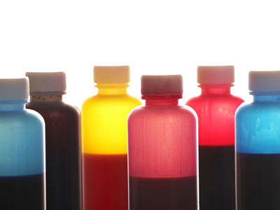 Linea tintas UV